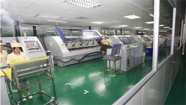 上海华虹芯片车间防静电型客聪西卡聚氨酯砂浆自流平案例