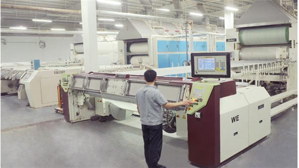 山东三阳纺织集团密封固化剂案例