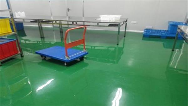环氧地坪比较好还是水性聚氨酯砂浆地坪比较好?