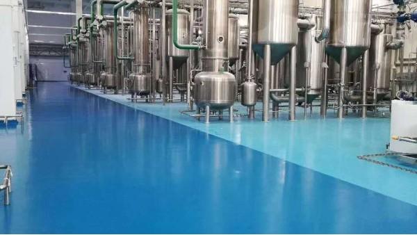 香港力生啤酒聚氨酯地坪案例