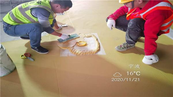 超耐磨聚氨酯地坪