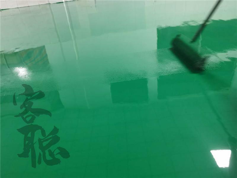 巴斯夫水性聚氨酯砂浆自流平地坪