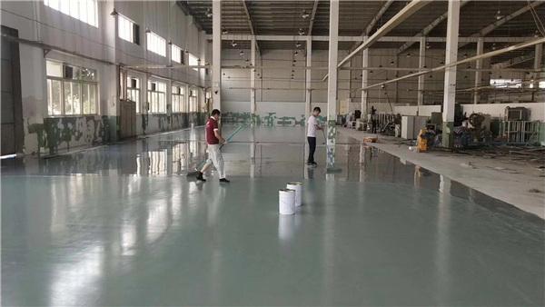海南长江核电站-耐腐蚀聚氨酯砂浆案例
