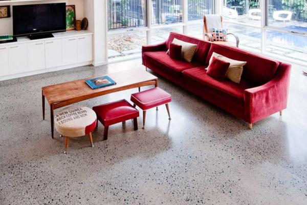 密封固化剂地坪应用范围-住宅