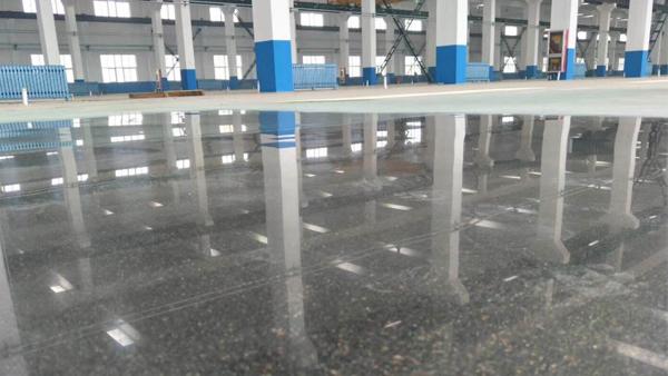 帝耐丽密封固化剂地坪应用范围与性能特点
