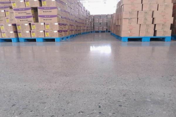 密封固化剂地坪应用范围-仓库