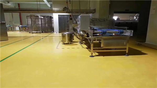 西卡水性聚氨酯地坪