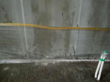 墙体保护工作