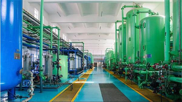茂名变电站厂房客聪巴斯夫超耐磨聚氨酯自流平案例