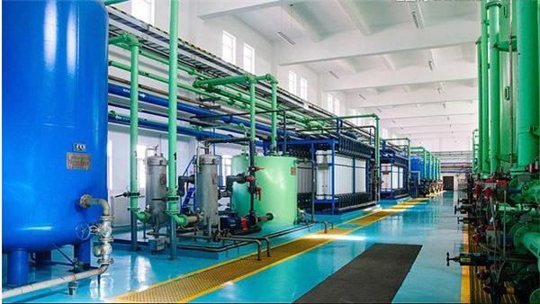 茂名变电站厂房客聪巴斯夫超耐磨聚氨酯地坪案例