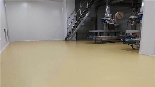 巴斯夫超耐磨聚氨酯地坪,刷新你对耐磨地坪的认识