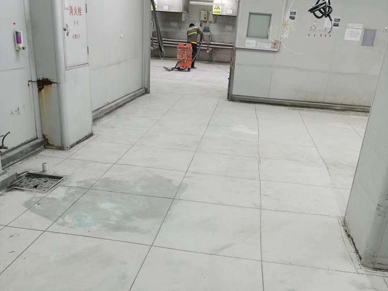 巴斯夫聚氨酯砂浆地坪3p切缝技术