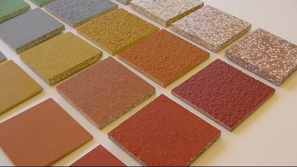 聚氨酯砂浆样板