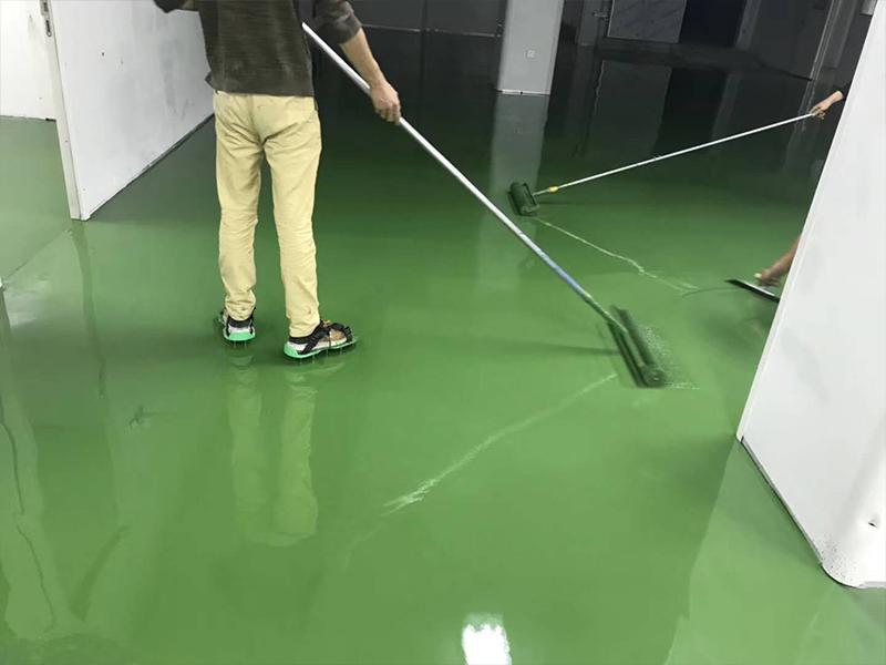 水性聚氨酯地坪漆