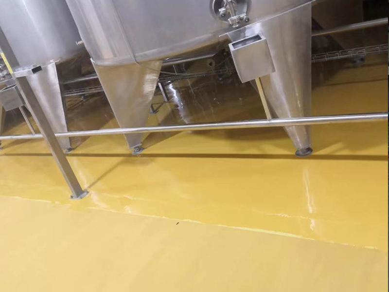 水性聚氨酯砂浆自流平地坪