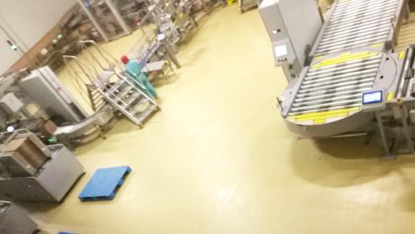食品生产车间地面用什么材料最好?