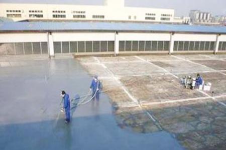 聚脲地坪-厂房屋顶