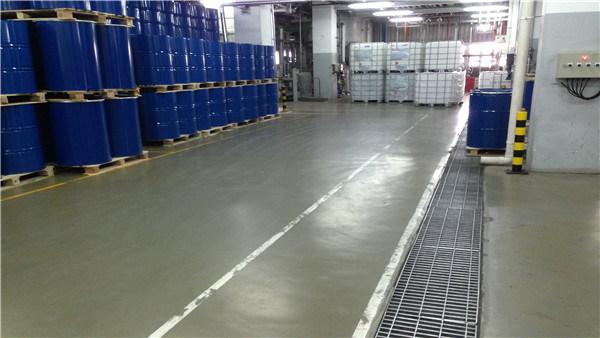 聚氨酯砂浆地坪在食品车间地面使用情况?
