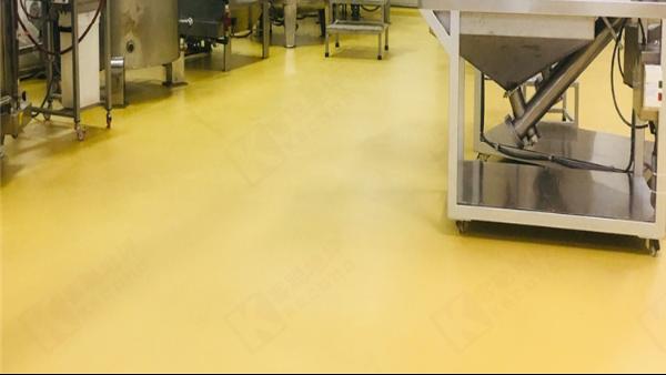 客聪第三代食品厂聚氨酯砂浆地坪-使用寿命20年以上【上海客聪】