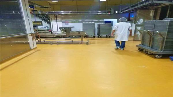 食品厂地面用什么材料好?