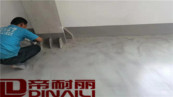 济南世嘉针织厂房客聪巴斯夫超耐磨聚氨酯地坪案例