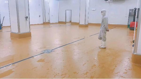 西卡聚氨酯砂浆地坪