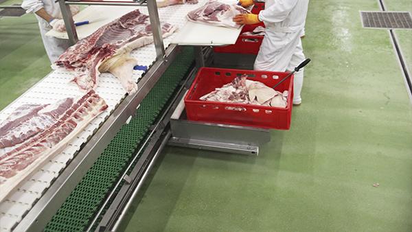 肉食品车间地面材料