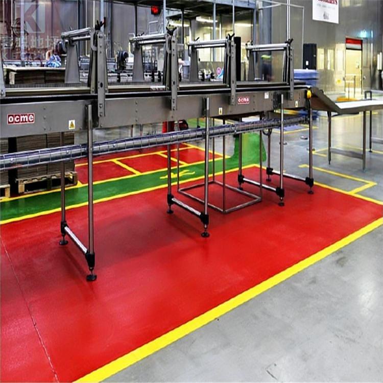 奶制品车间地面材料该如何选择呢?需要注意什么问题?【上海客聪】