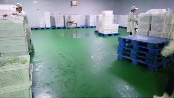 西卡水性聚氨酯砂浆地坪