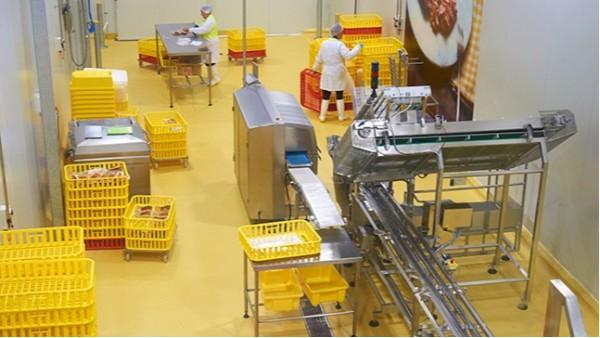 食品厂车间地面做什么材料好?