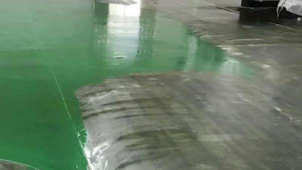 客聪浅析什么是水性聚氨酯地坪漆