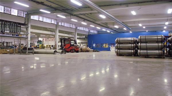 旧环氧地坪翻新,就用叫好又叫做的密封固化剂地坪