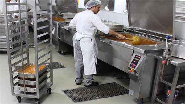 食品生产车间地面